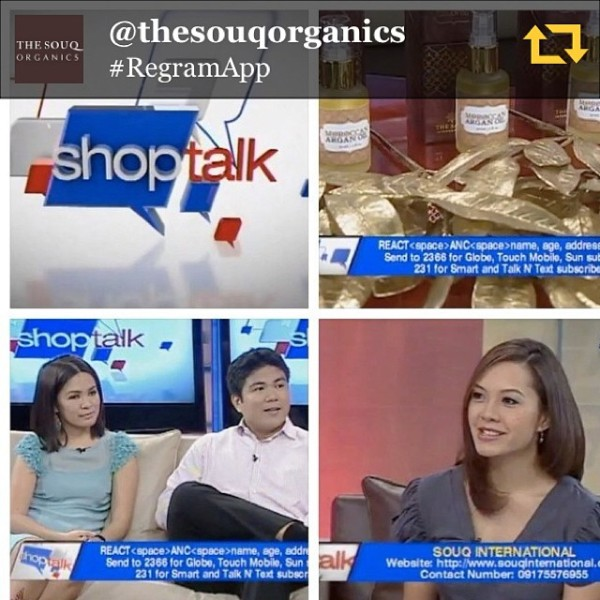 ANC Shoptalk with Ria Tanjuatco-Trillo