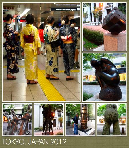 Tokyo Japan 2012